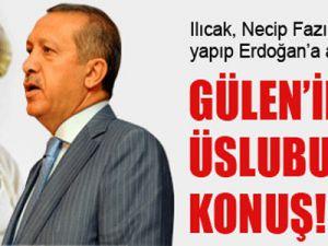 Erdoğan'a 'Gülen'in ağzıyla konuş' akılı!