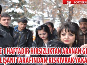 Kayseri'de 1 Haftadır Hırsızlıktan Aranan Genç Kızlar Yakalandı