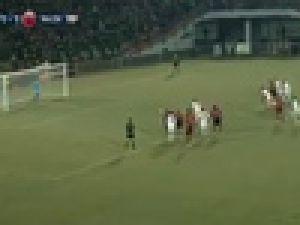 Penaltı 4 Vuruş Sonrasında Gol Oldu