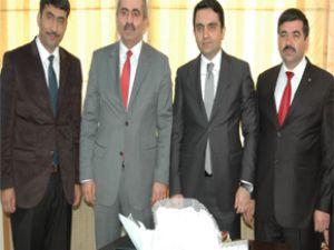 Kayseri Hizmet-iş Sendikası ile Kırşehir Belediyesi iş sözleşmesi imzaladı