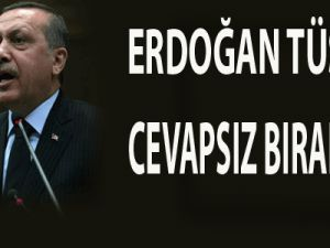 Erdoğan TÜSİAD'ı Cevapsız Bırakmadı!