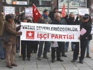 İşçi Partisi Adalet Bakanlığı'na Faks Çekti