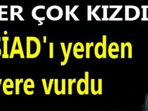 Erdoğan'dan TÜSİAD'a: İşinize Bakın