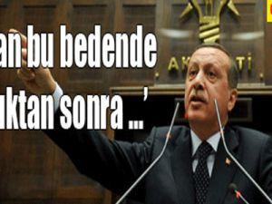 CANLI Erdoğan, Erbakan'ı unutmadı