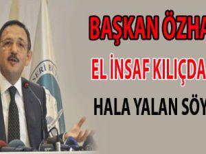 AK Parti Kayseri Yerel Yönetimler Danışma Meclisi Toplantısı