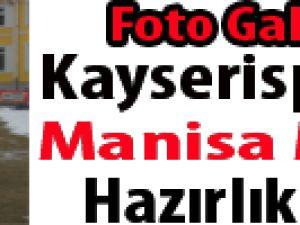 Kayserispor'da Manisa Maçı Hazırlıkları