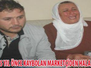 Kayseri'De 5 Yıl Önce Kaybolan Marketçiden Hala Haber Yok