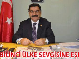 """""""VERGİ BİLİNCİ ÜLKE SEVGİSİNE EŞDEĞER"""""""