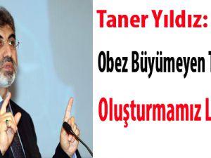 Yıldız: Obez Büyümeyen Türkiye'yi Oluşturmamız Lazım!