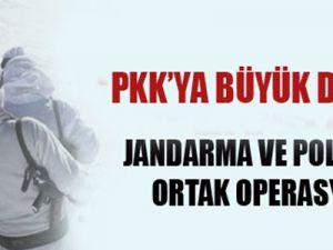 PKK Mağaralarına Operasyon!