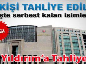 Çağlayan'da Tahliye Coşkusu / VİDEO