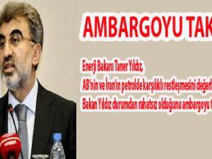 AMBARGOYU TAKMAYIZ