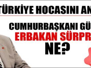 Türkiye Hocasını anıyor