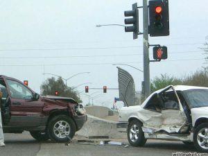 Kayseri'deki Trafik Kazaları Mobese'de