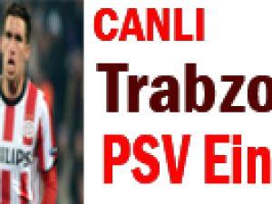 Trabzon Psv Karşısında Dağıldı / CANLI