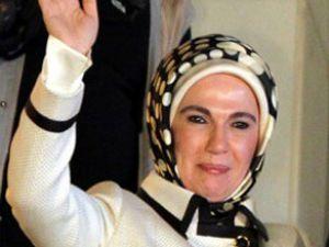 Emine Erdoğan Başbakanın sağlık durumunu değerlendirdi