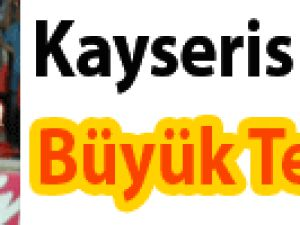 Kayserispor'da büyük tehlike!