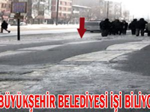 Kayseri Büyükşehir Belediyesi İşi Biliyor/Video