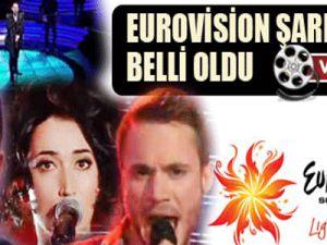 2012 Eurovision Şarkıları Belli Oldu
