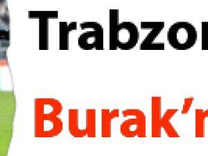Trabzonspor Kayseri'de 'Burak'madı!