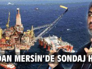 Türkiye'den Akdeniz'de petrol atağı