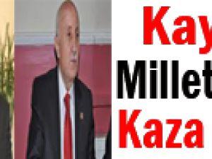 AK Parti Milletvekillerini Taşıyan Otomobili Kaza Yaptı