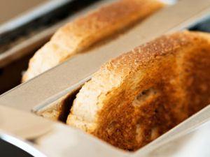 Penisini ekmek kızartma makinesine sıkıştırdı