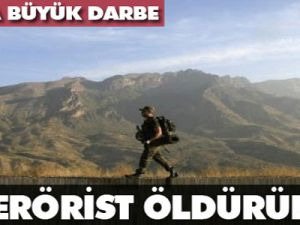 SON DAKİKA 15 Terörist Öldürüldü!