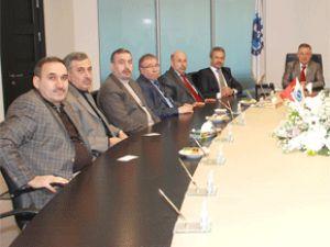 Kayseri KMOB 2012'ye Hazırlanıyor