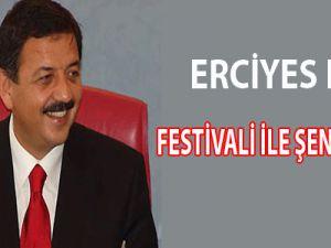 ERCİYES KIŞ FESTİVALİ İLE ŞENLENECEK