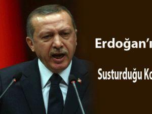Erdoğan'ın kızıp susturduğu komutanlar!