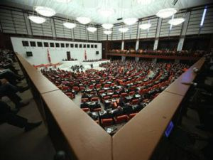 """MHP ve BDP'li vekiller arasında """"ırkçı"""" gerginliği çıktı"""