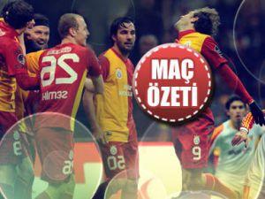 Galatasaray-Kayserispor Maç özeti ve Tartışmalı Pozisyonları/Video