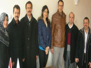 Türkiye Kamu- Sen Onuncu Türk Sağlık- Sen İkinci Şubesini Kurdu