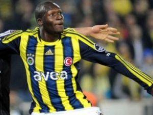 Beşiktaş'a gol attıktan sonra Sow başladı