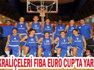 Kayseri Kaskispor Euro Cup Yarı Finalde!