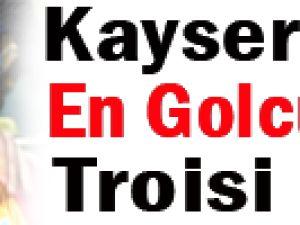 Kayseri'nin En Golcüsü Troisi