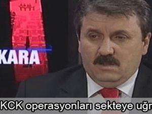 Destici: KCK Operasyonları Sekteye Uğramamalı