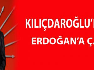 Kılıçdaroğlu'ndan Erdoğan'a Çağrı Germeyin