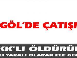 Bingöl'de Çatışma: 9 PKK'lı Öldürüldü