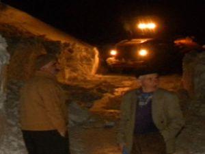 Develi'de 25 Köy Ve 10 Mezra Yolu Kapandı