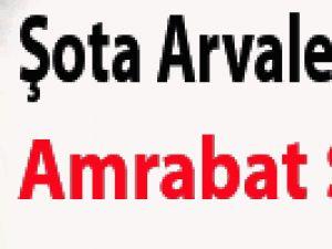 "Şota Arveladze'den ""Amrabat"" sinyali"