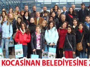 AB'den Misafirler Kayseri'ye Hayran Kaldı