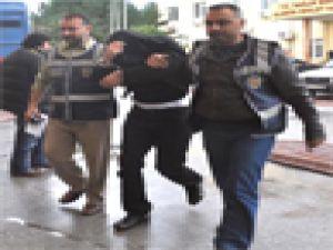 Kayseri'de PTT Şubesini Soyan Zanlı Alanya'da Yakalandı