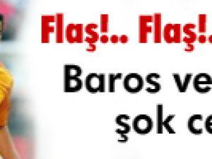 Baros ve Q7'ye Şok Ceza