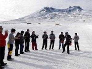 Kültürlerin Dansı Erciyes'te Buluşuyor