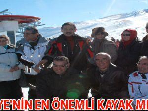 """""""TÜRKİYE'NİN EN ÖNEMLİ KAYAK MERKEZİ"""""""