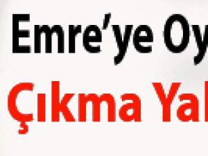 Emre'ye Oyundan Çıkma Yalvarışı