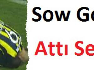 FB'li Sow golünü attı secdeye gitti!