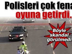Sahte Danışmana Beş Şehirden Polis Eskortu